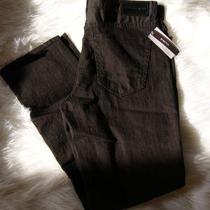bbf58062996f Michael Kors Jeans - Michael Kors Black Wash Grant Classic Fit Jeans